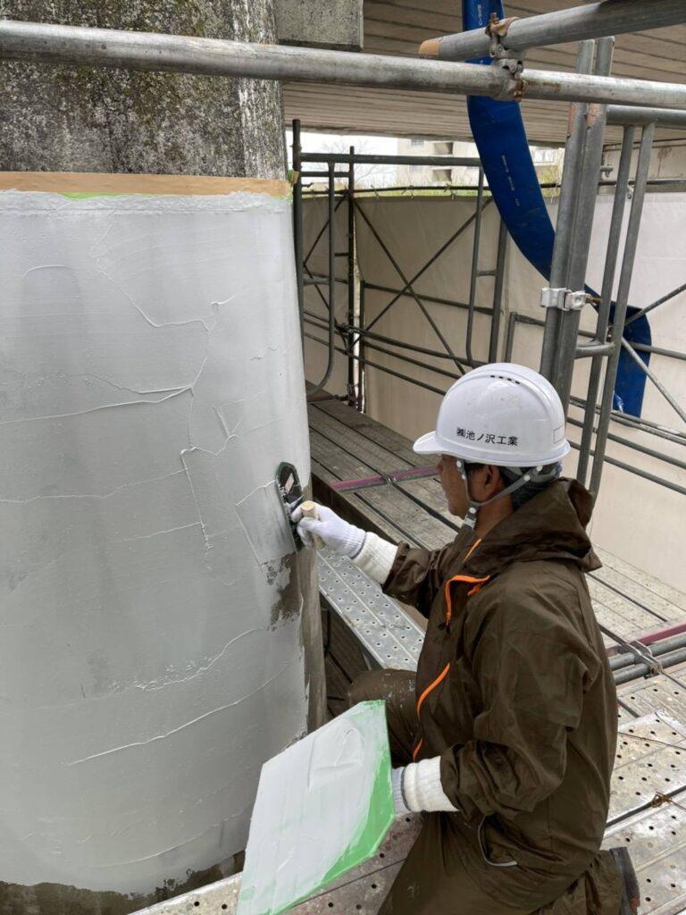 表面保護工 静岡 橋梁補修